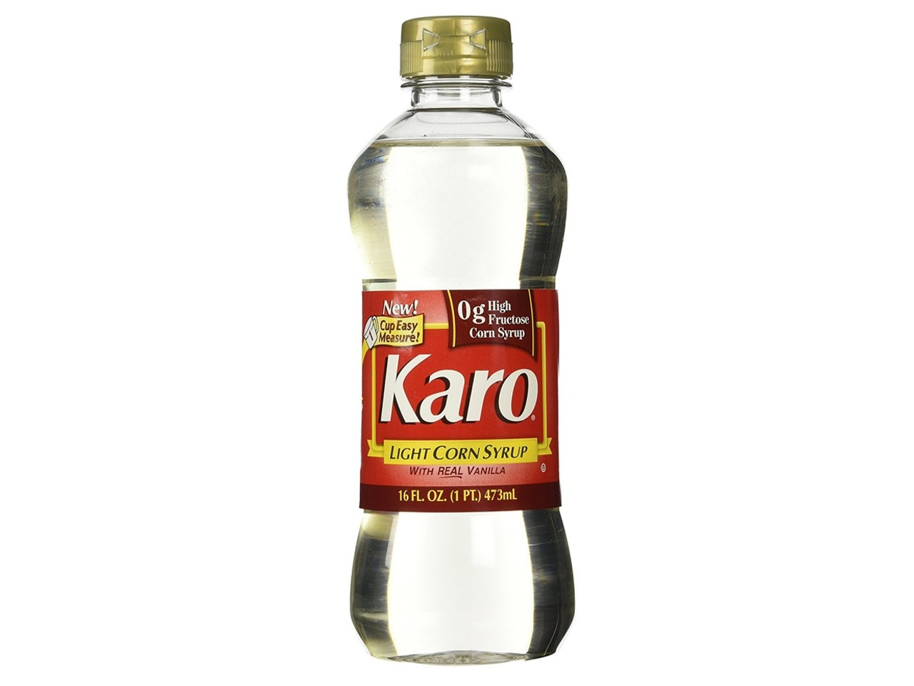 Karo light corn syrup with real vanilla 473ml sirup for Cuisine karo