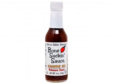 Bone Suckin' Sauce Habanero Sauce 142g