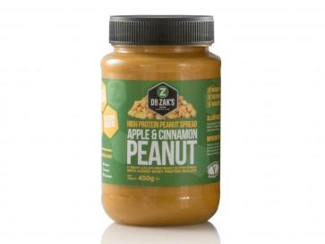 Dr Zaks High Protein Peanut Spread Apple & Cinnamon