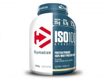 Dymatize ISO 100 Hydrolysed 4.9 lbs