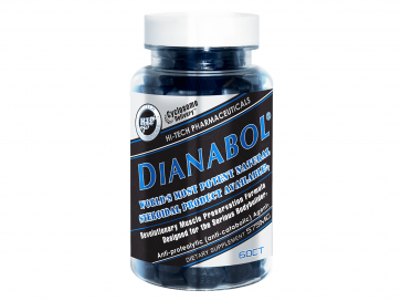 Hi-Tech Pharmaceuticals Dianabol Steroidial Product