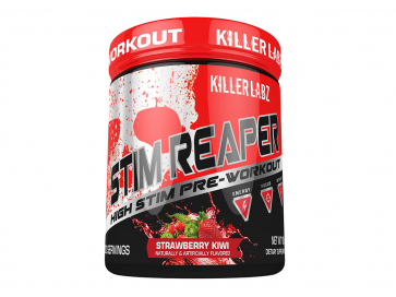 Killer Labz Stim Reaper High Stimulant Pre-Workout