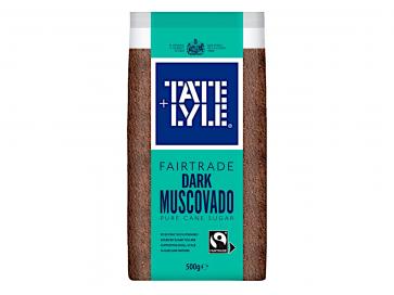 Tate & Lyle Fairtrade Dark Muscovado 500g