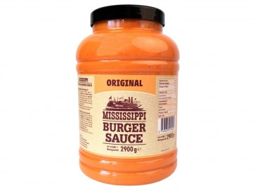 Mississippi Original Burger Sauce 2900g