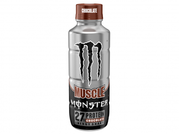 Monster Muscle Energy Protein Shake Chocolate 444ml