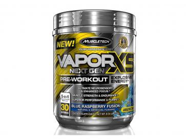 Muscletech Vapor X5 Next Gen Pre-Workout