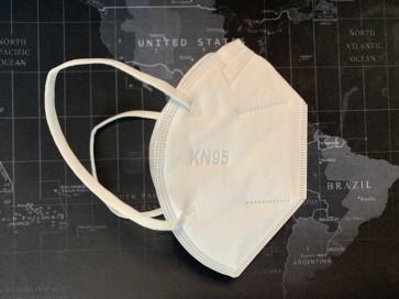 N95 (FFP2) Atemschutzmaske, folding mask No. NG2014 10er Pack