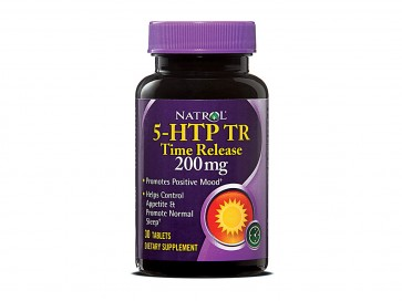Natrol 5-HTP TR 200mg Time Released (MHD 01/2020)