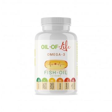 Vita-Go Oil of Life Omega-3 Extreme 1200mg