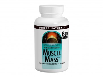 Source Naturals Muscle Mass Athletic Series
