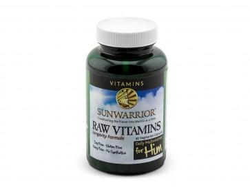 Sunwarrior Raw Vitamins for him Superfood Source