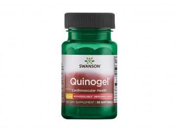 Swanson Quinogel - Hydrosoluble Ubiquinol CoQ10 50mg