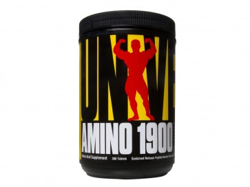 Universal Nutrition Amino 1900 (MHD 08/2019)