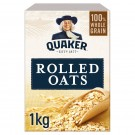 Quaker Oats 100% Wholegrain Rolled Oats