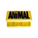Animal Pak Pill Case Yellow
