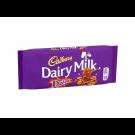 Cadbury Dairy Milk mit Daim 120g