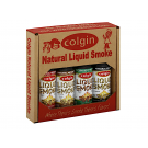 Colgin Natural Liquid Smoke Variety Pack (4 x 118ml)