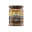 Meridian Foods Crunchy Peanut Butter with salt 280g