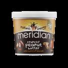 Meridian Foods Crunchy Peanut Butter With Salt 1kg