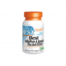 Doctor's Best Alpha Lipoic Acid (600mg) 180 Kapseln
