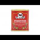 El Avion Pimenton Dulce Ahumado Smoked Mild Paprika 75g