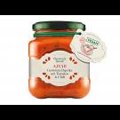 Grannys Secret Geröstete Paprika mit Tomaten & Chili 200g