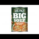 Heinz Big Soup Huhn & Gemüse Suppe 400 Gramm