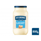 Hellmann's Light Mayonnaise 800g