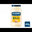 Hellmann's Real Mayonnaise 400g