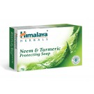 Himalaya Herbals Protecting Neem and Turmeric Soap