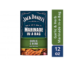 Jack Daniel's Garlic & Herb Marinade In-A-Bag 340g