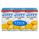 Jiffy Corn Muffin Mix 6 x 240g