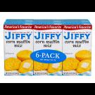 Jiffy Corn Muffin Mix 6 x 240g