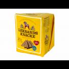 Leksands dreieckiges Knäckebrot gelb (doppelt gebacken) 200g