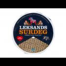Leksands surdeg Sauerteigknäcke rund - Mörkt och mustigt - 650g