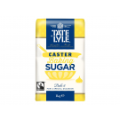 Tate & Lyle Fairtrade Caster Baking Sugar 1kg