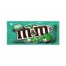 M&M's Mint Dark Chocolate Candy Bag 42.5g