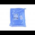 Schutzkittel zum Schutz vor Infektionen mit Trikotbündchen & PE-Vollbeschichtung 10 St. (139 x 139 cm, blau)