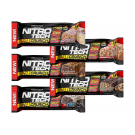 Muscletech Nitro-tech Crunch Bar Variety (10 x 65g)