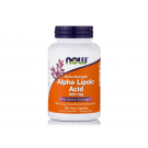 NOW Foods Alpha Lipoic Acid Extra Strength 600 mg