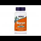 NOW Foods Boron 3 mg 100 Kapseln