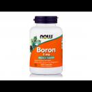 NOW Foods Boron 3 mg 250 Kapseln