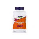 NOW Foods Pantothenic Acid 500 mg