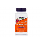 NOW Foods Vitamin D-3 1000 IU - 360 Softgels