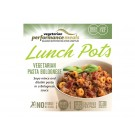 Performance Meal Vegetarian Pasta Bolognese Lunch Pot