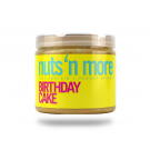 Nuts'n more Birthday Cake Peanut Butter 454 Gramm