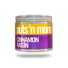 Nuts'n more Cinnamon Raisin Almond Butter 454 Gramm