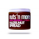 Nuts'n more Chocolate Hazelnut High Protein Spread 454 Gramm