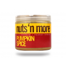 Nuts'n more Pumpkin Spice Peanut Butter 454 Gramm