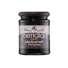 Meridian Foods Organic Blackcurrant Fruit Spread 284g